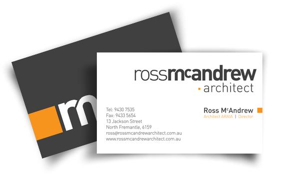 Ross McAndrew logo